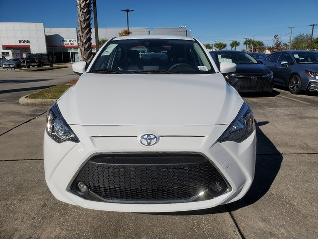 New 2020 Toyota Yaris Sedan LE