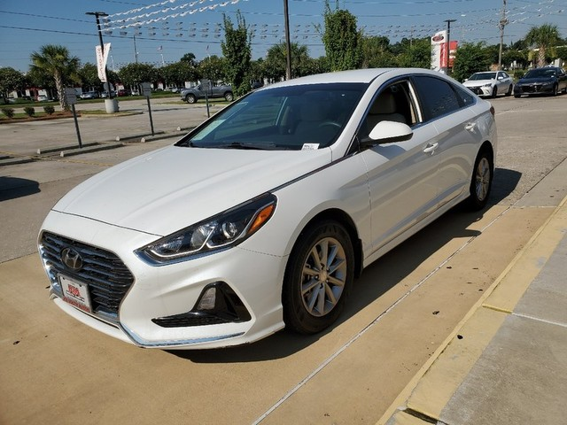Pre-Owned 2018 Hyundai Sonata SE OFF LEASE NOT A RENTAL!!