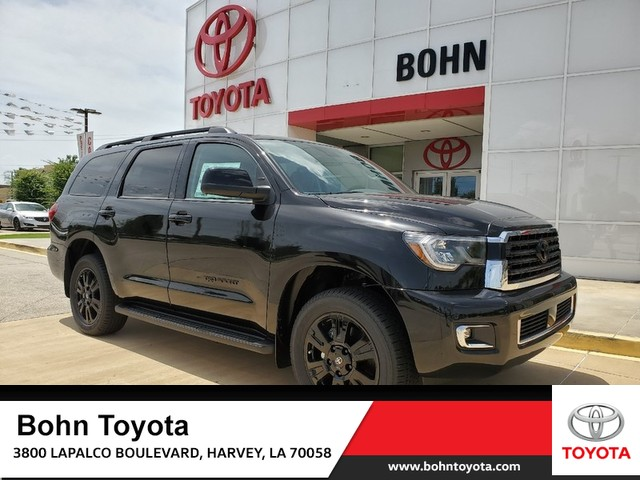 New 2020 Toyota Sequoia TRD Sport