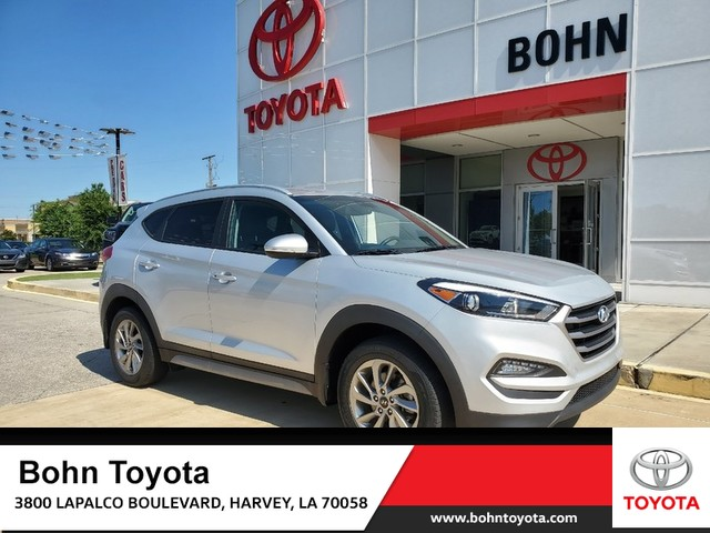 Pre-Owned 2017 Hyundai Tucson SE Plus OFF LEASE! LOW MILES!