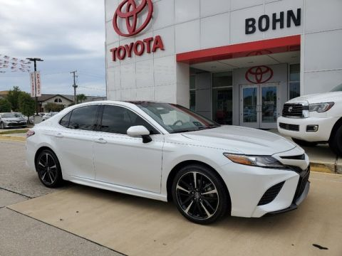 Certified Pre-Owned 2018 Toyota Camry XSE Front Wheel Drive Sedan