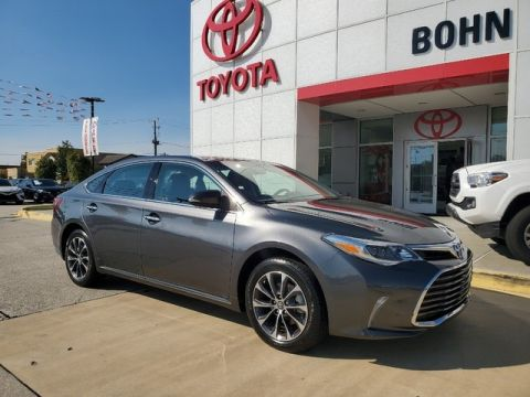 Certified Pre-Owned 2016 Toyota Avalon XLE Front Wheel Drive Sedan