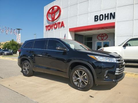 Certified Pre-Owned 2018 Toyota Highlander LE Front Wheel Drive SUV