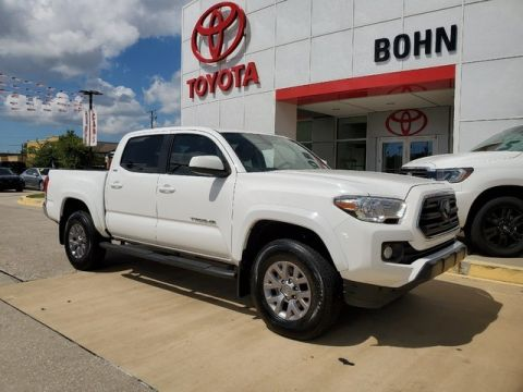 Certified Pre-Owned 2019 Toyota Tacoma 2WD SR5 Rear Wheel Drive Short Bed
