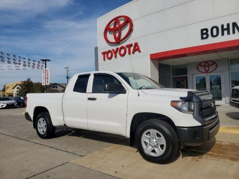 Certified Pre-Owned 2019 Toyota Tundra 2WD SR Rear Wheel Drive Standard Bed