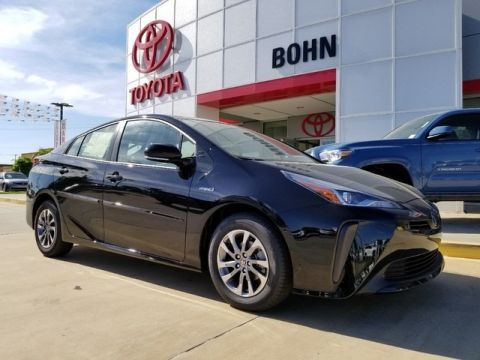 New 2019 Toyota Prius Limited Hybrid